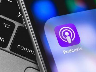 Create a podcast logo