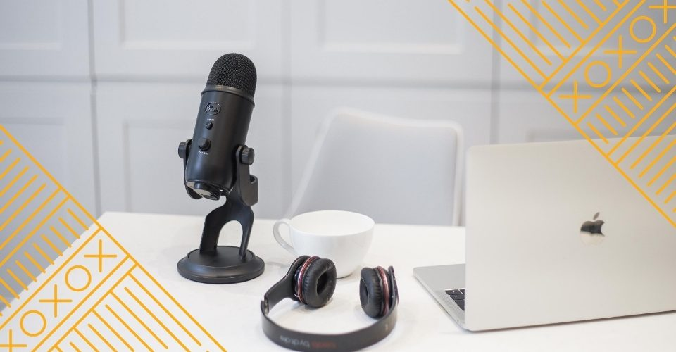 Third Culture Africans Podcast setup