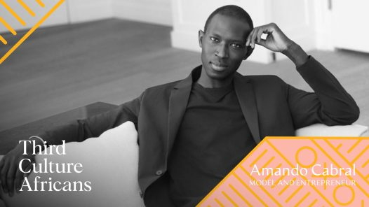 Armando Cabral, Representing Black African Men on the Runway and the Business World